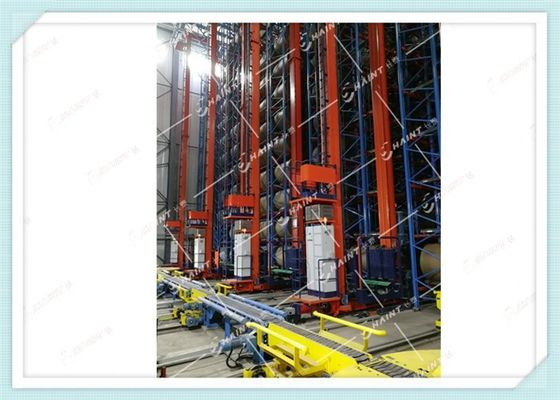 Customized  Automated Storage And Retrieval System AS RS High Automation