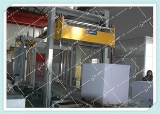 Automatic Pallet Wrapping Machine Intelligent Equipment Electric Heating Type