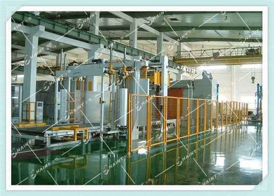 Electric Heating Automatic Wrapping Machine , Optional Pallet Wrapping Solutions